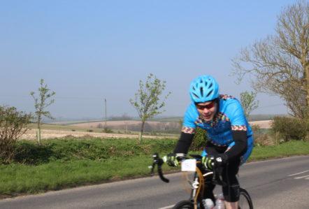 wheely good Cyclist