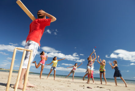 beach carnival