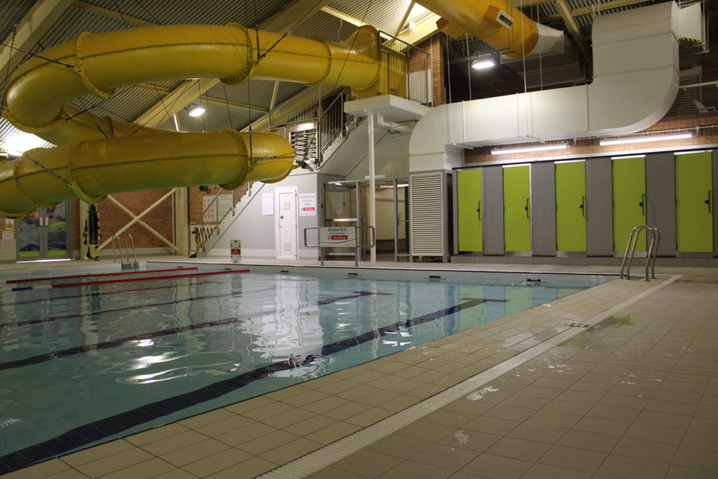 Skegness swimming pool fitness suite in skegness magna vitae for Horncastle swimming pool opening times