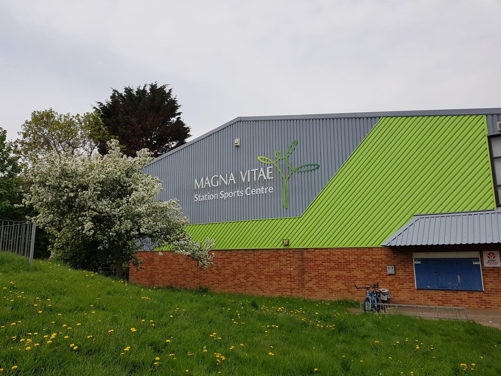 Station Sports Centre, Mablethorpe, Lincolnshire, Magna Vitae