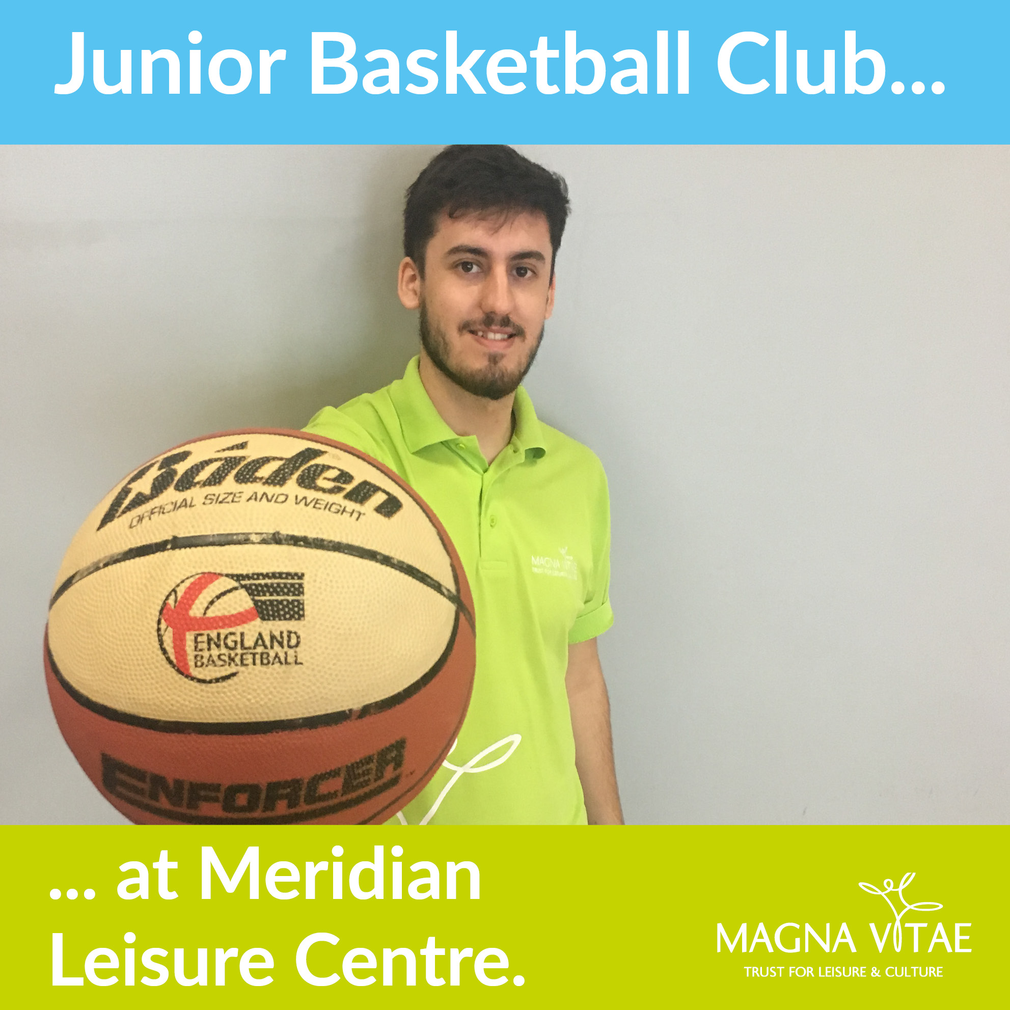 Basketball, Junior Basketball Club, Meridian Leisure Centre, Louth