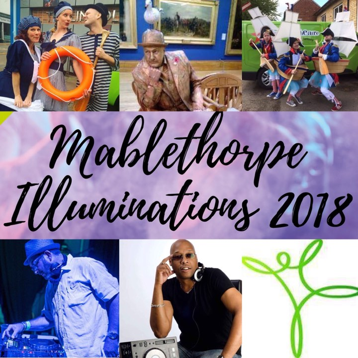 Mablethorpe Illuminations 2018
