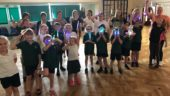 children clubbercise kids