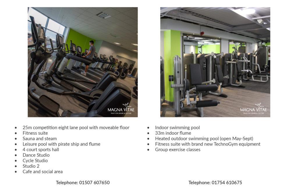 gym trial | Magna Vitae